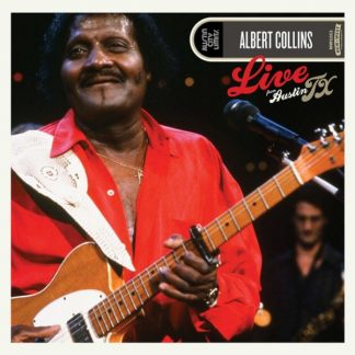 ALBERT COLLINS Live From Austin, TX DLP