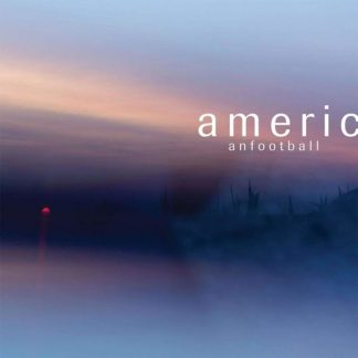 AMERICAN FOOTBALL American Football (LP3) LP Limited Edition