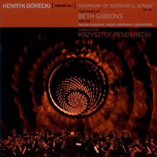 BETH GIBBONS & POLISH SYMPHONY ORCHESTRA Gorecki: Symphony No.6  LP+DVD