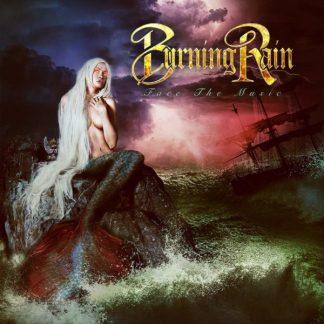 BURNING RAIN Face The Music LP