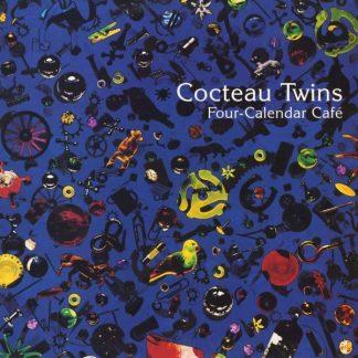 COCTEAU TWINS Four Calendar Cafe LP
