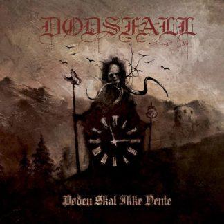 DODSFALL Doden Skal Ikke Vente CD Limited Edition