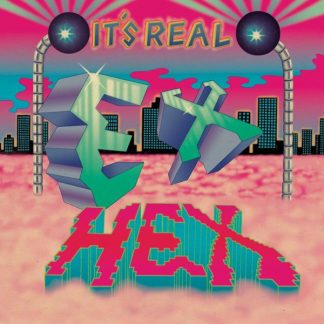 EX HEX It's Real LP Limited Edition