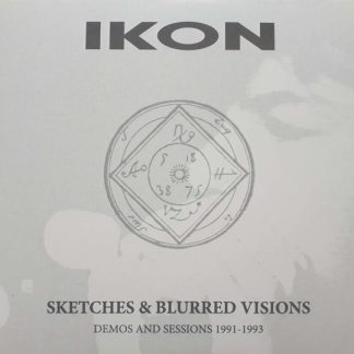 IKON Sketches & Blurred Visions (Demos & Sessions 1991-93)  CD+DVD
