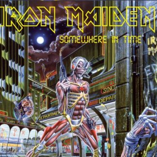 IRON MAIDEN Somewhere In Time BOX CD Limited Edition