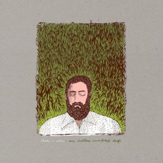 IRON & WINE Our Endless Numbered Days DLP Limited Edition