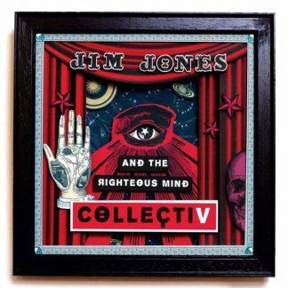 JIM JONES & RIGHTEOUS MIND CollectiV LP Limited Edition