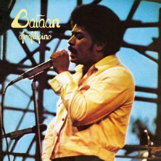 JOE BATAAN Afrofilipino LP Limited Edition