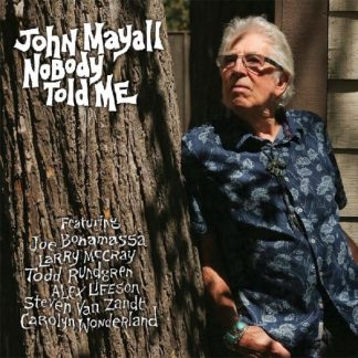 JOHN MAYALL Nobody Told Me LP