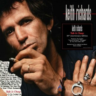 KEITH RICHARDS Talk Is Cheap LP Limited Edition