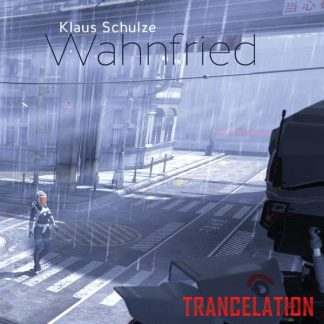 KLAUS SCHULZE (Wahnfried) Trancelation CD