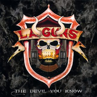 L.A. GUNS The Devil You Know LP