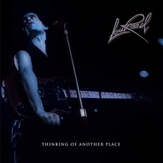 LOU REED Thinking Of Another Place BOX 3LP Limited Edition