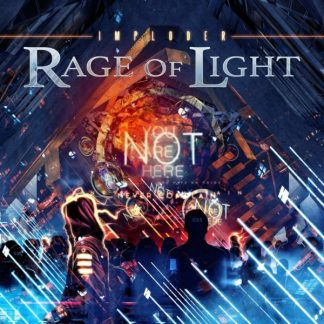 RAGE OF LIGHT Imploder CD Limited Edition