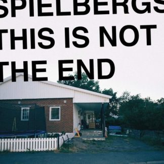 SPIELBERGS This Is Not The End LP Limited Edition