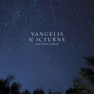 VANGELIS Nocturne (The Piano Album) DLP