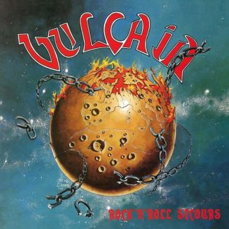 VULCAIN Rock 'n' Roll Secours LP Limited Edition