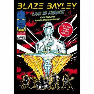 BLAZE BAYLEY Live In France 2xDVD