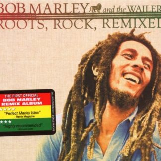 BOB MARLEY & WAILERS Roots Rock Remixed: The Complete Sessions CD