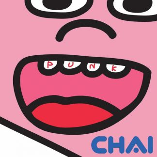 CHAI Punk LP Limited Edition