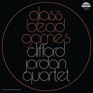 CLIFFORD JORDAN QUARTET Glass Bead Games DLP Limited Edition