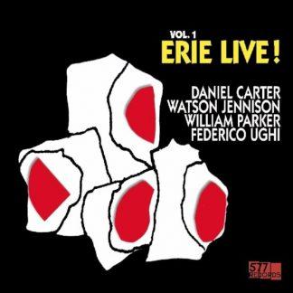 DANIEL CARTER/WATSON JENNISON/WILLIAM PARKER/FEDERICO UGHI Live Vol1 LP