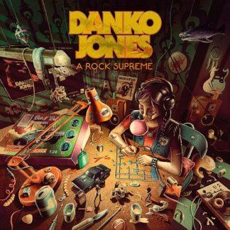DANKO JONES A Rock Supreme BOX SET Limited Edition