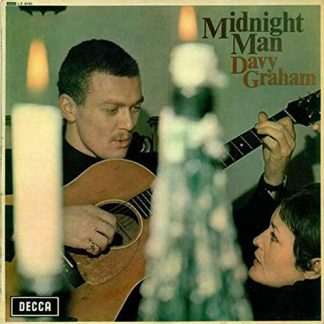 DAVY GRAHAM Midnight Man LP