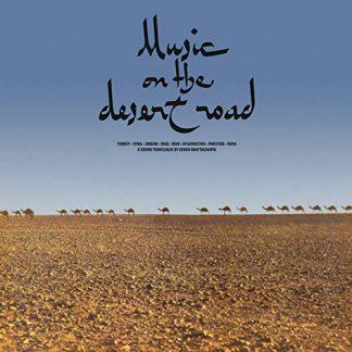 DEBEN BHATTACHARYA Music On The Desert Road LP