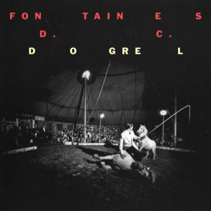 FONTAINES D.C. Dogrel LP Limited Edition