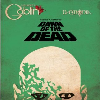 GOBLIN Dawn Of The Dead (OST) LP Limited Edition