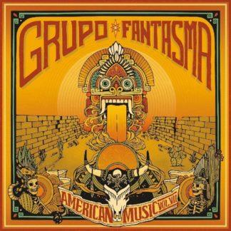 GRUPO FANTASMA American Music Volume 8 LP