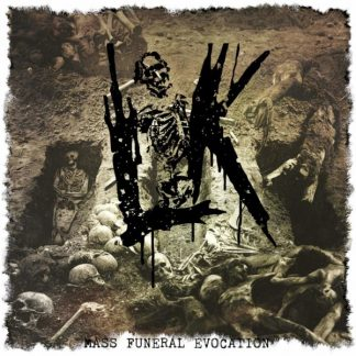LIK Mass Funeral Evocation LP Limited Edition