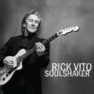 RICK VITO Soulshacker CD
