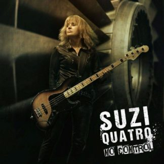 SUZI QUATRO No Control DLP Limited Edition