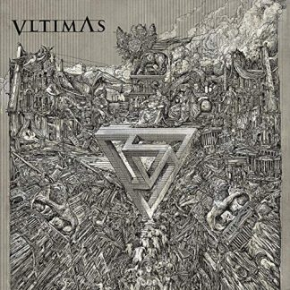 VLTIMAS Something Wicked Marches In LP Limited Edition
