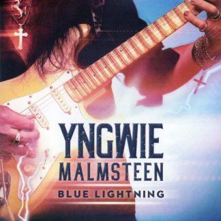 YNGWIE MALMSTEEN Blue Lightning DLP Limited Edition