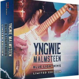 YNGWIE MALMSTEEN Blue Lightning CD
