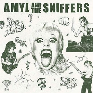 AMYL & THE SNIFFERS Amyl & The Sniffers LP Limited Edition
