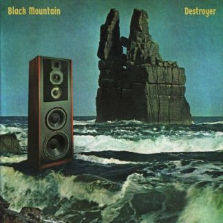 BLACK MOUNTAIN Destroyer LP Very Limited Edition