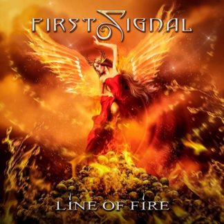 FIRST SIGNAL Line Of Fire CD
