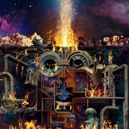 FLYING LOTUS Flamagra DLP Limited Edition