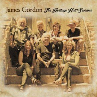 JAMES GORDON The Heritage Hall Sessions CD