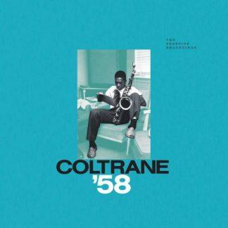 JOHN COLTRANE Coltrane '58 - The Prestige Recordings BOX 8 LP