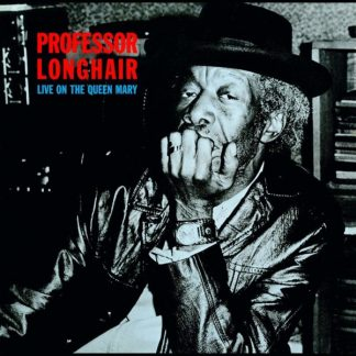 PROFESSOR LONGHAIR Live On The Queen Mary LP