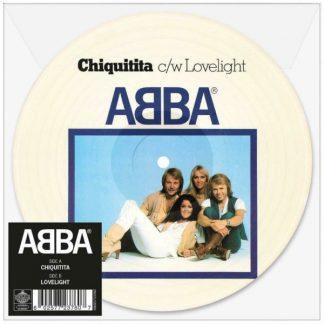 "ABBA Chiquitita 7"" single  Limited Picture Edition"