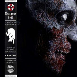 CAPCOM SOUND TEAM Resident Evil (OST) DLP