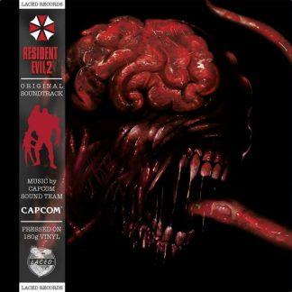 CAPCOM SOUND TEAM Resident Evil 2 (OST) DLP