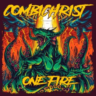 COMBICHRIST One Fire CD