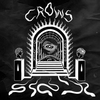 CROWS Silver Tongues LP Limited Edition